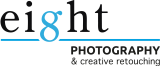 logo eight photography
